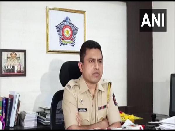Vishal Thakur, Deputy Commissioner of Police Zone-11. (Photo/ANI)