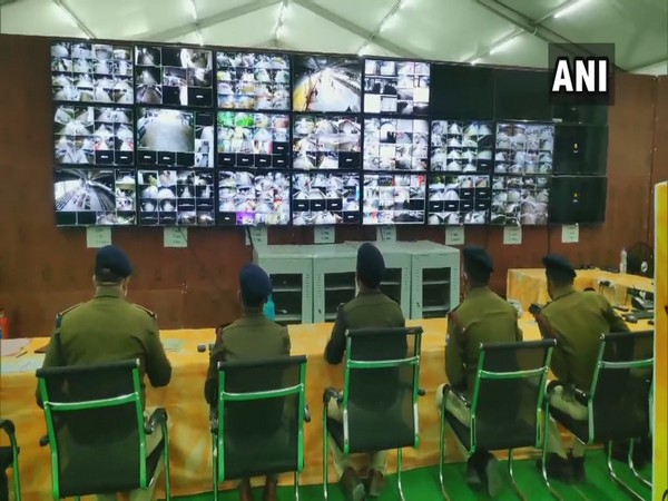 Visuals from the control room (Photo/ANI)