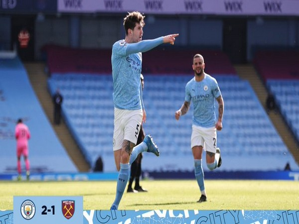 Manchester City defeat West Ham (Photo/ Manchester City Twitter)