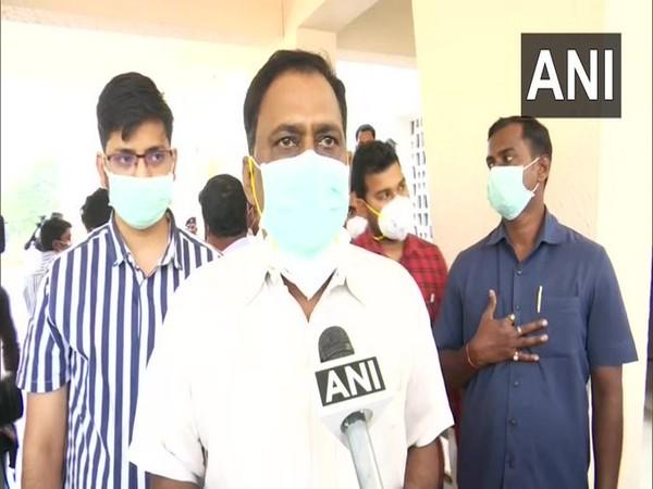 Odisha Health Minister, Naba Kishore Das (Photo/ANI)