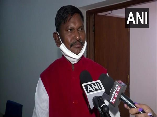 Union Minister Arjun Munda (File Photo/ANI)