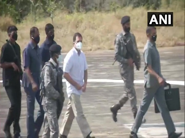 Visuals from the site. (Photo/ANI)