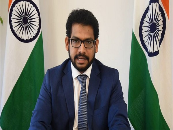 Pawankumar Badhe, First Secretary, Permanent Mission of India to UN, speaking at the 46th session of UN Human Rights Council.