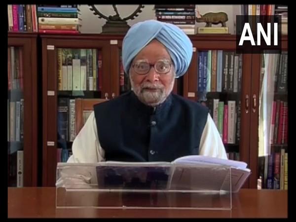 Former Prime Minister Manmohan Singh. (Photo/ANI)