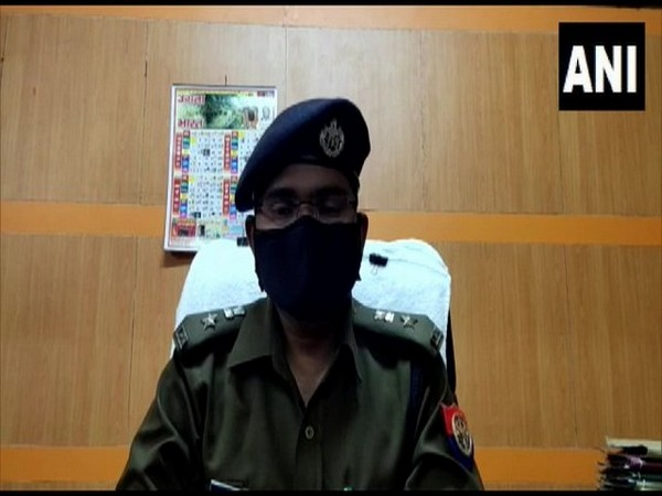 Harish Chander, Deputy Commissioner of Police, Greater Noida (Photo/ANI)