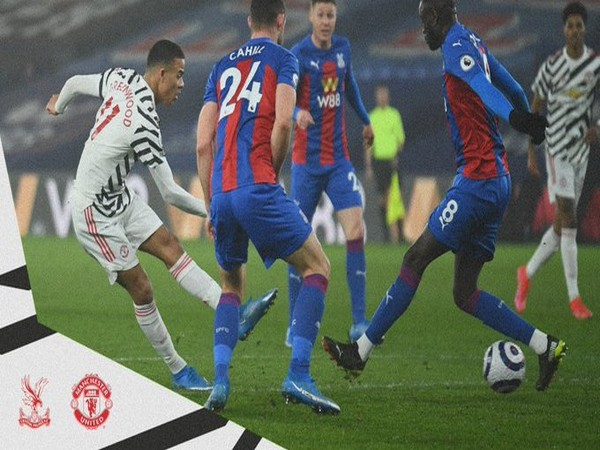 United and Crystal Palace play out goalless draw (Photo/ Manchester United Twitter)