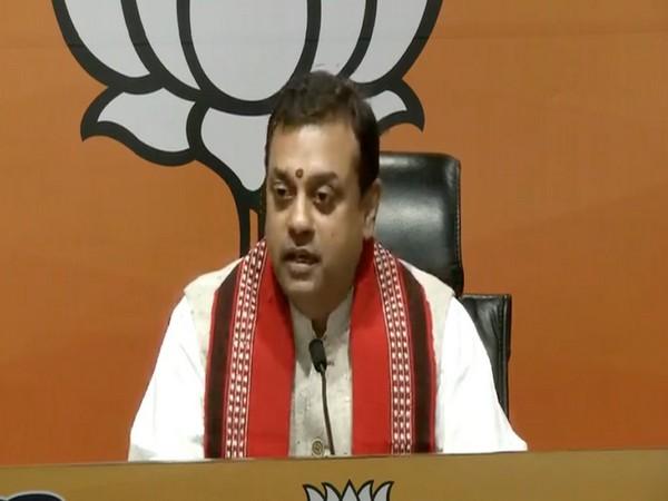 BJP spokesperson Sambit Patra (Photo/ANI)