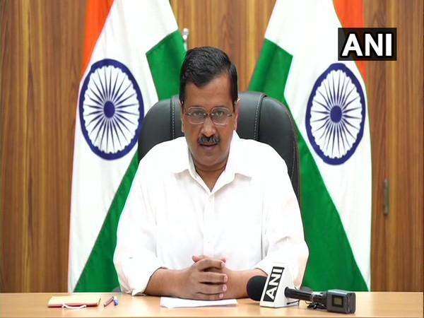 Delhi Chief Minister Arvind Kejriwal. (Photo/ANI)