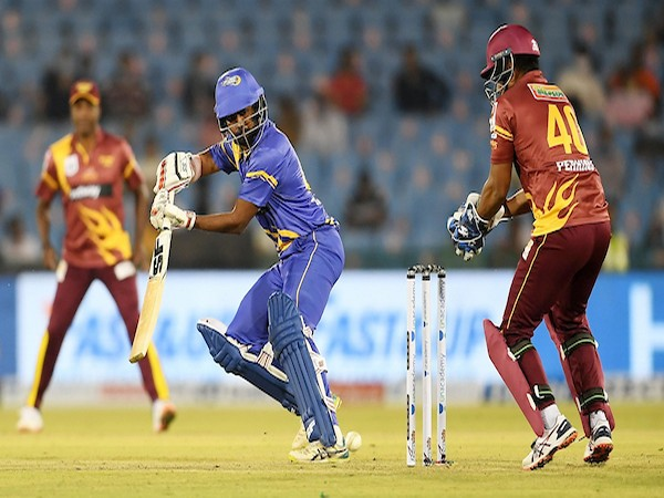 Sri Lanka Legends defeat West Indies Legends (Photo/ Road Safety World Series Twitter)