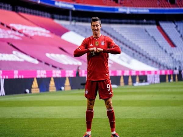 Robert Lewandowski (Photo/ Bayern Munich Twitter)