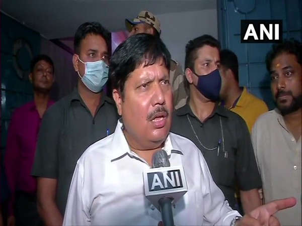 BJP West Bengal Vice President Arjun Singh in conversation with ANI. (Photo/ANI)