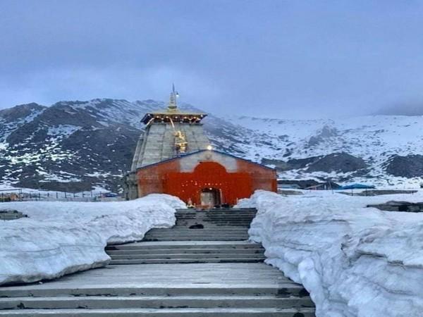 Kedarnath Temple (File Photo)