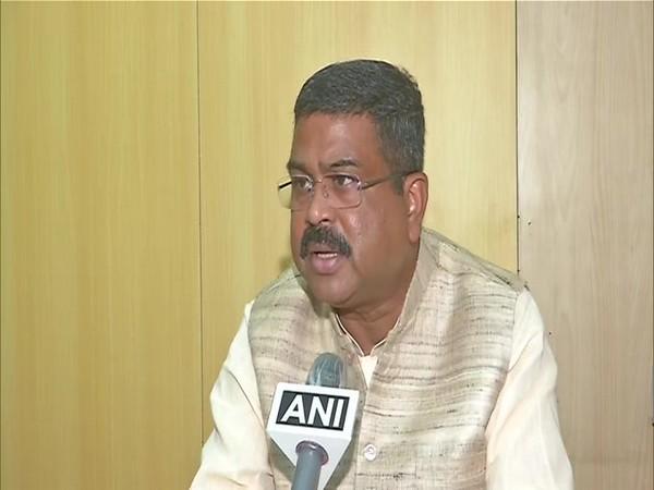 Union Petroleum and Natural Gas Minister Dharmendra Pradhan (Photo/ANI)