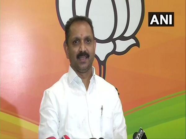 BJP Kerala chief K Surendran (File photo)