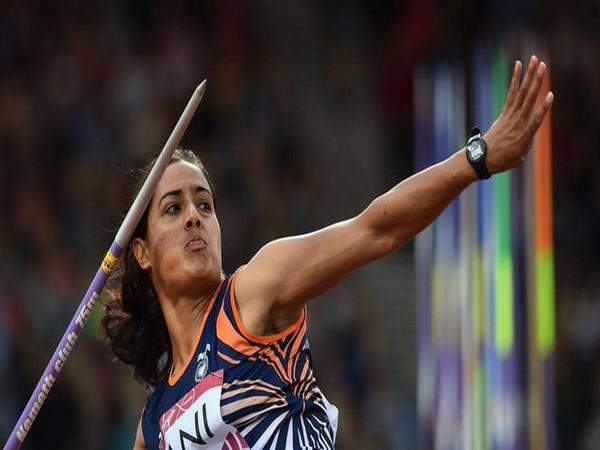 Javelin thrower Annu Rani (Photo/ SAI Media)