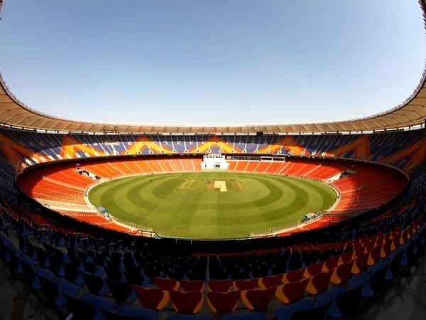 Narendra Modi Stadium (Photo/ BCCI Twitter)