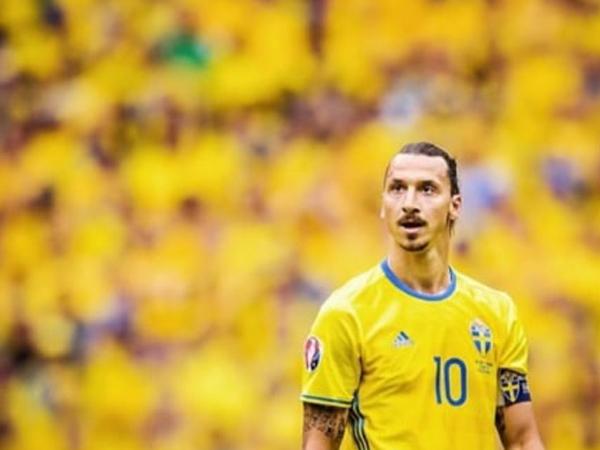 Zlatan Ibrahimovic (Photo/Zlatan Ibrahimovic Twitter)