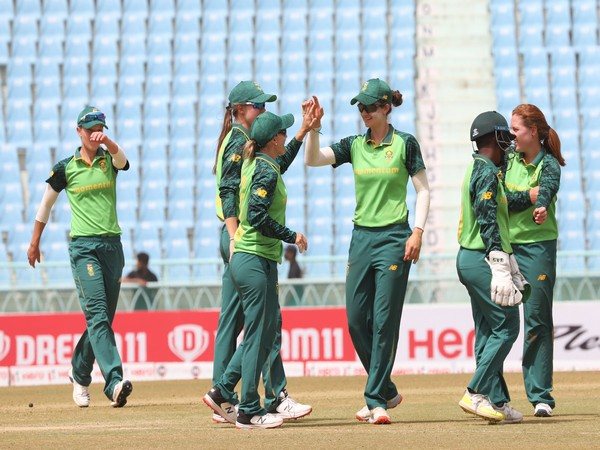 South Africa won the ODI series against India 4-1 (Photo/ BCCI Women Twitter)