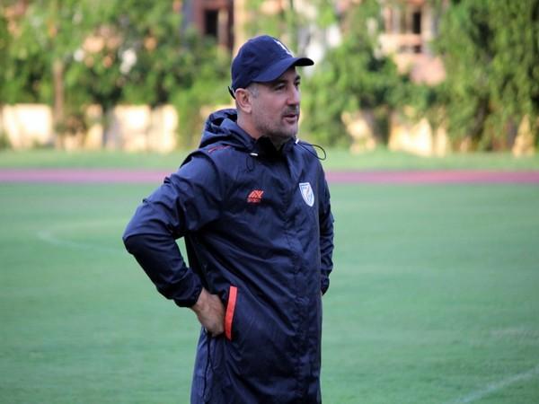 Indian football team head coach Igor Stimac (Photo: Twitter/Indian Football Team)