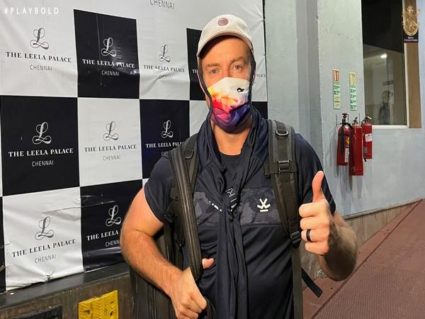 RCB batsman AB de Villiers (Photo/ RCB Twitter)