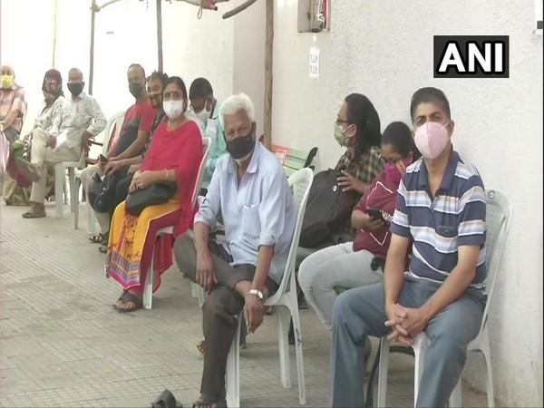 Visuals from Indira Gandhi Hospital, Nagpur (Photo/ANI)