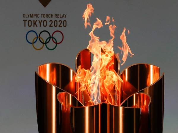 The Tokyo 2020 Olympic Torch Relay kicked off here on Thursday. (Photo/ Tokyo 2020 Twitter)