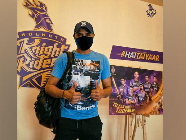 KKR picked Harbhajan Singh at the mini auction in February (Photo/Harbhajan Singh twitter)