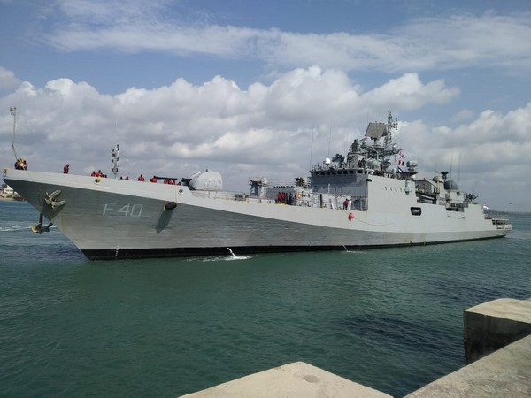 Indian Naval Ship Talwar is participating in Exercise Cutlass Express 2021, being conducted from 26 July 2021 to 06 August 2021 along the East Coast of Africa.