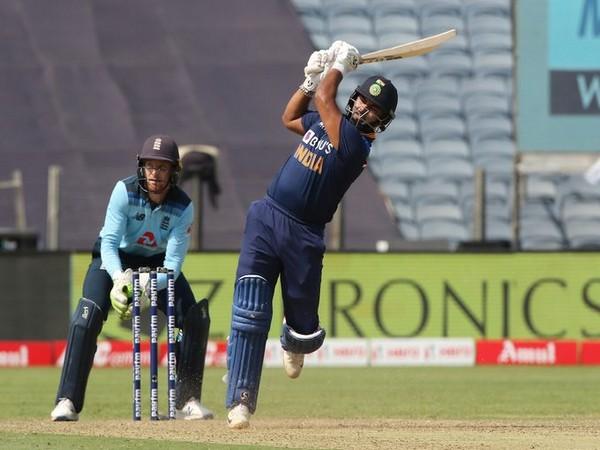 Wicketkeeper-batsman Rishabh Pant (Photo/ BCCI Twitter)