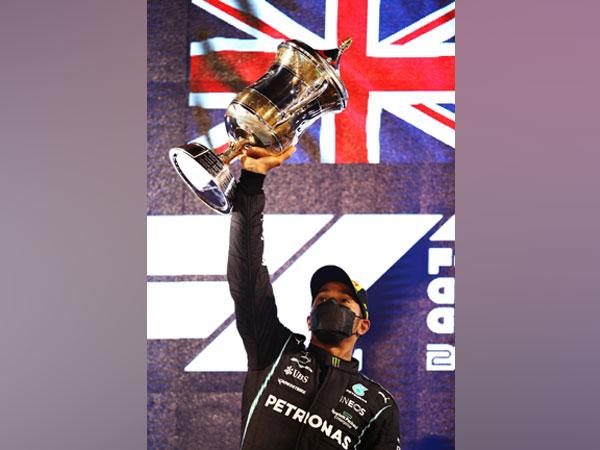 Mercedes' Lewis Hamilton (Photo/ Lewis Hamilton Twitter)