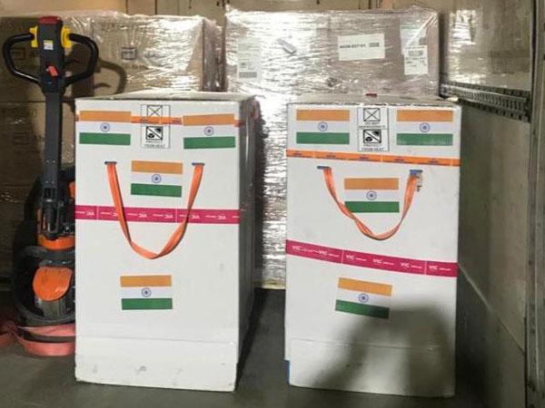 India has been supplying coronavirus vaccines to countries around the world. (ANI photo)