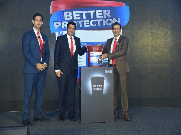ExxonMobil Launches Mobil DTE™ 20 Ultra Series