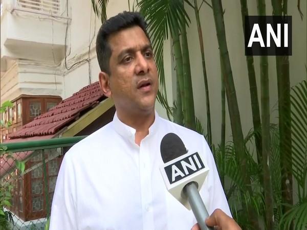 Maharashtra Minister Aslam Sheikh (Photo/ANI)