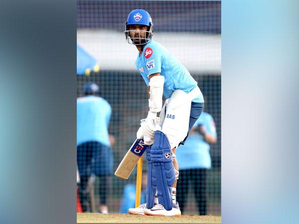 10cric casino review Capitals batsman Ajinkya Rahane (Photo/ Ajinkya Rahane Twitter)