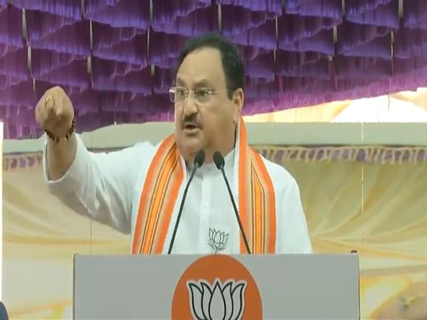 BJP president JP Nadda (photo/10cric login)