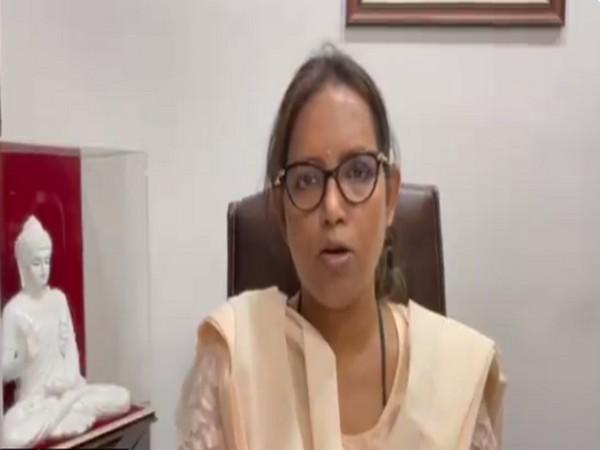 Maharashtra School education minister  Varsha Gaikwad.