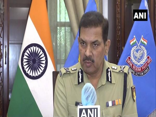 CRPF Director General Kuldiep Singh (File Photo)