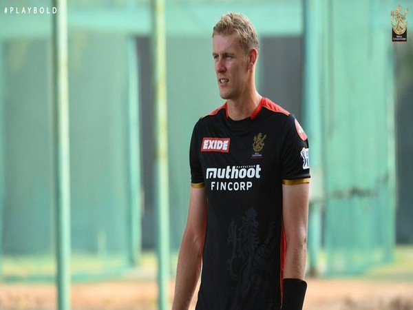 RCB all-rounder Kyle Jamieson (Photo/ RCB Twitter)
