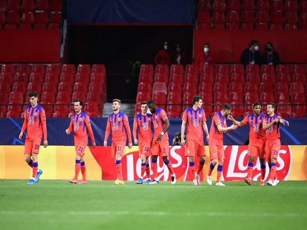 Chelsea defeat Porto 2-0 (Photo/ Chelsea FC Twitter)