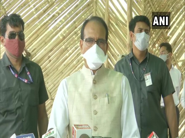 PM Chief Minister Shivraj Singh Chouhan (Photo/ANI)