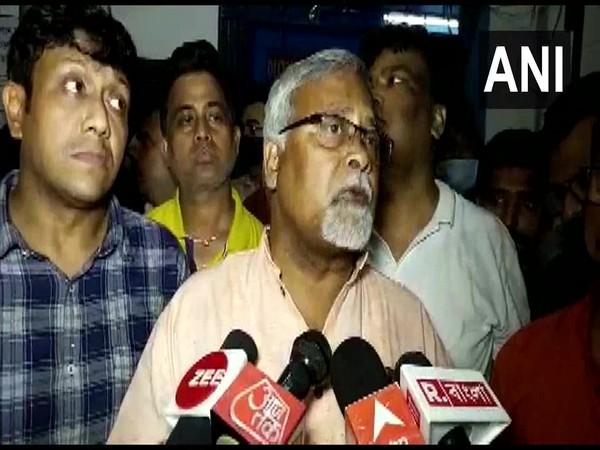 BJP candidate from Howrah Dakshin Rantideb Sengupta