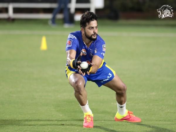 Suresh Raina (Photo/ CSK Twitter)