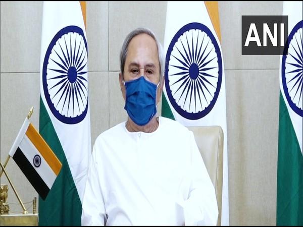 Chief Minister Naveen Patnaik. (Photo/ANI)