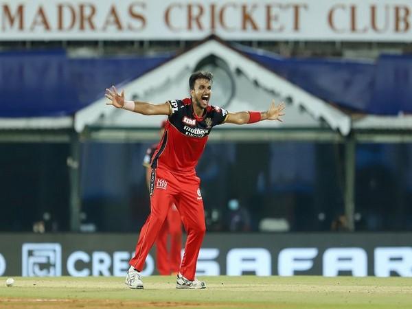 RCB pacer Harshal Patel (Photo/ IPL Twitter)