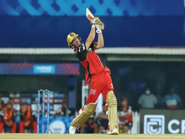 Proteas batsman AB de Villiers (Photo/ IPL Twitter)