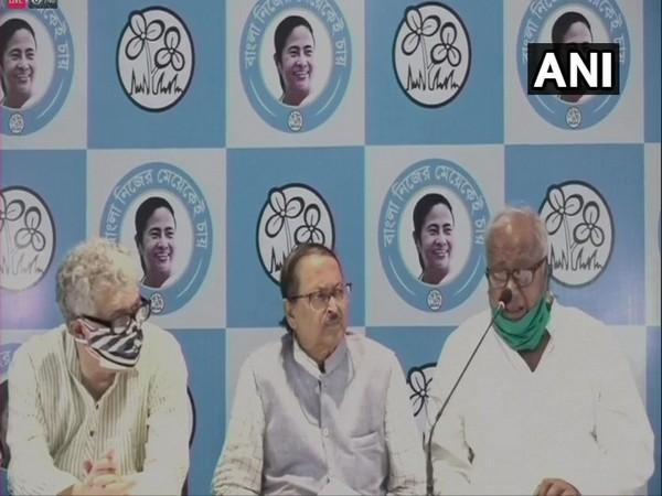 TMC press conference in Kolkata