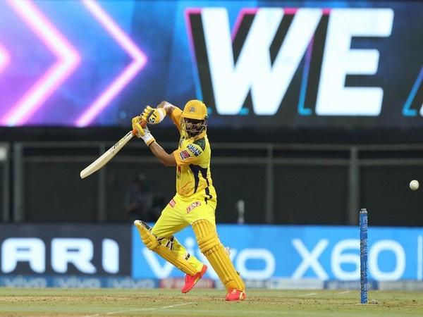 CSK batsman Suresh Raina (Photo/ IPL Twitter)