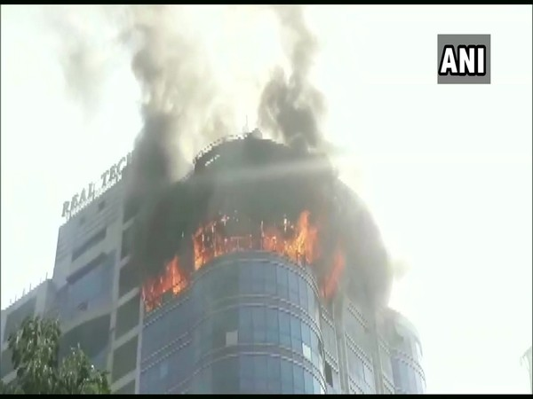 Visual of the building. (Photo/ANI)