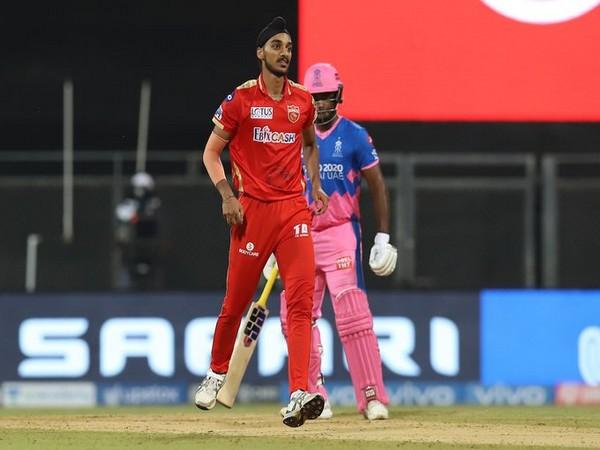 Punjab Kings' pacer Arshdeep Singh (Photo/ IPL Twitter)