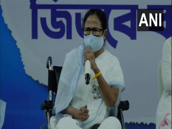 West Bengal CM Mamata Banerjee (Phoyo/ANI)